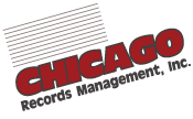 Chicago Records Management Logo